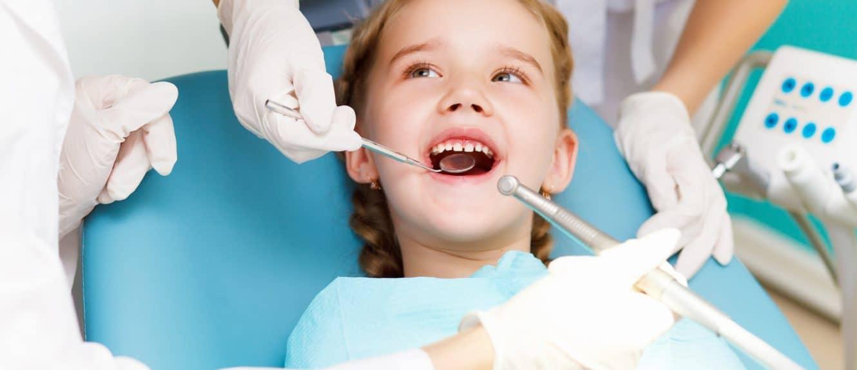 Child Teeth Cleaning Leander